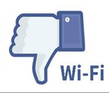 thumbs down wi-fi