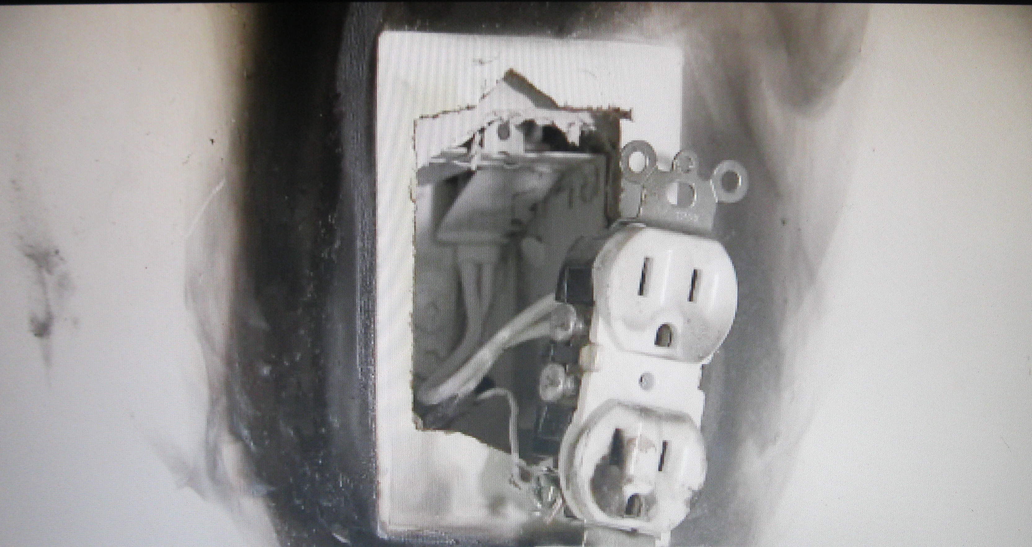 Smart Meter Fires Emf Safety Network Using An Electrical To Troubleshoot Wiring Problems Youtube Img 2199