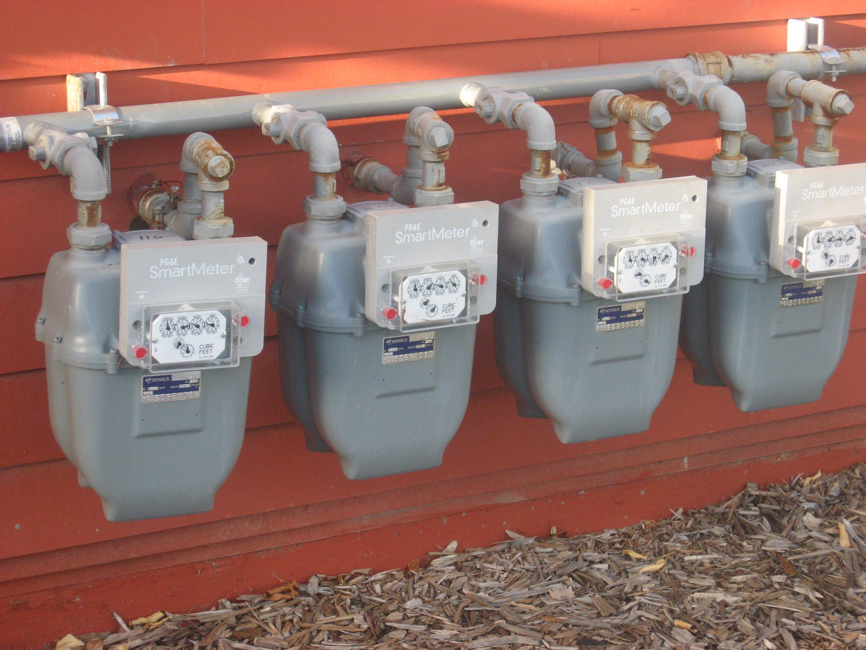 Pg Amp E Smart Gas Meter Reading Rad : Smart meters emf safety network