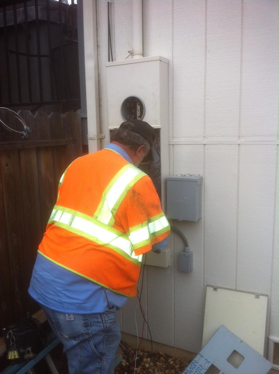 Fire Captain Finds Hazardous Power Surges Follow Smart Meter Wiring Jaw Shut Some