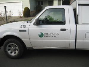 Wellington installs PG&E Smart Meters
