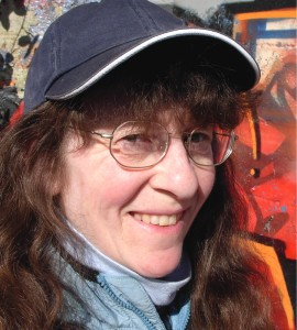 Author Kim Goldberg