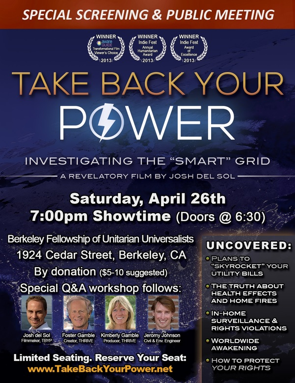 take back your power film
