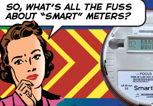 Learn more about smart meters