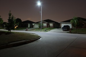 PG&E LED streetlight