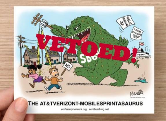SB 649 vetoed!